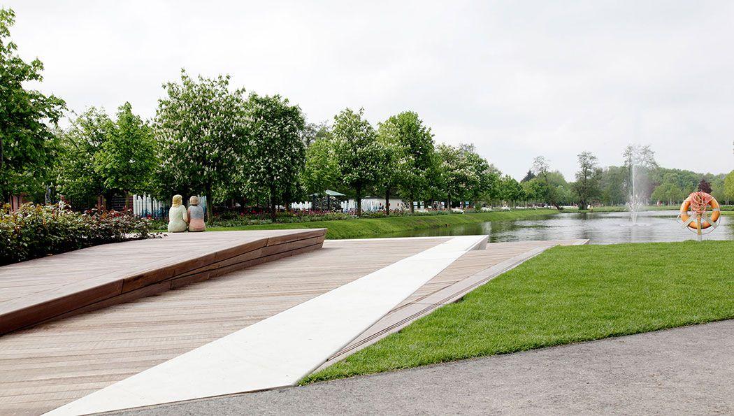 Stadtpark papenburg rmp landschaftsarchitekten 04 - Rmp landschaftsarchitekten ...