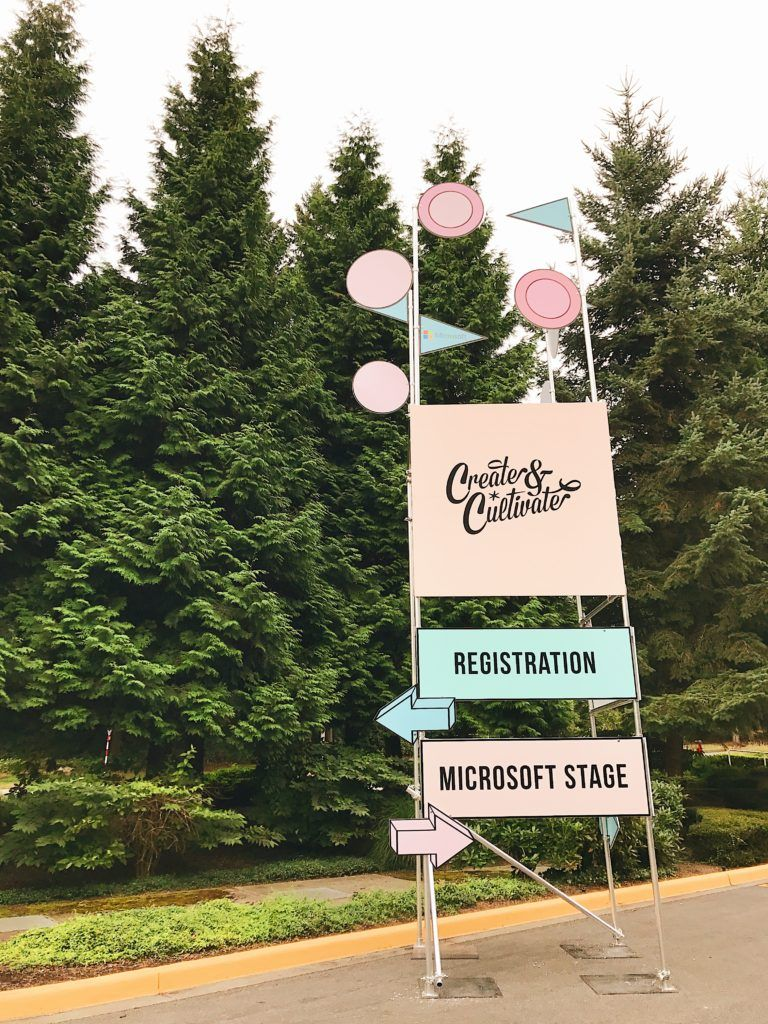Create & Cultivate Seattle Recap - New Darlings