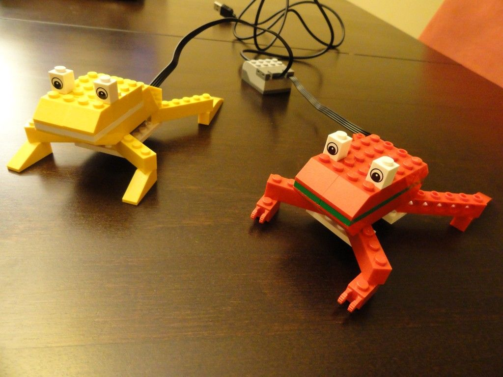 Lego Wedobots Stem With Tangible Amp Digital Interactions For School Via Lego Wedo Bots