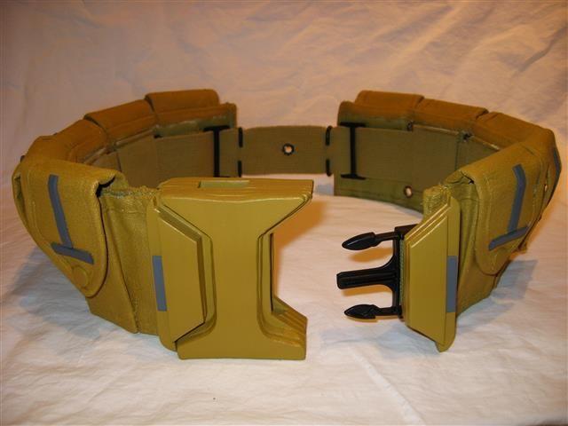 How to make utility belt | Pickle\'s Stuff | Pinterest | Praktisch ...