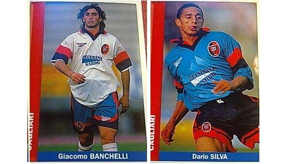 Divise Cagliari Reebok 1996 1997 | maglie cagliari | Reebok