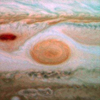 Jupiter's Great Red Spot, Spotted | Great red spot ... |Solar System Jupiter Red Spot