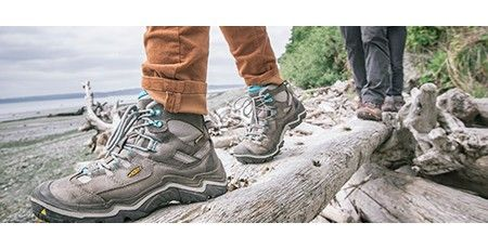 Want to get into hiking but don't know what hiking boot to choose ...