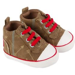 BOYS BABY TRAINERS SECRET FOREST