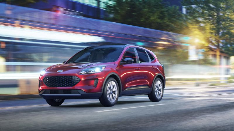 2020 Ford Escape First Drive Review First drive, Ford