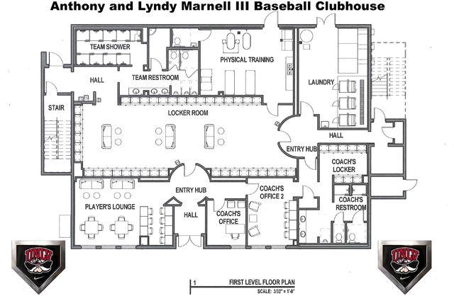 Pin On Twins Stadium Baseball Facility