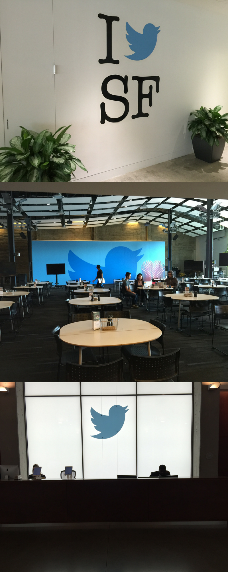 twitter office in san francisco. Twitter Office Space In San Francisco - Another Couple Of Shots From Amantha\u0027s Silicon Valley Tour
