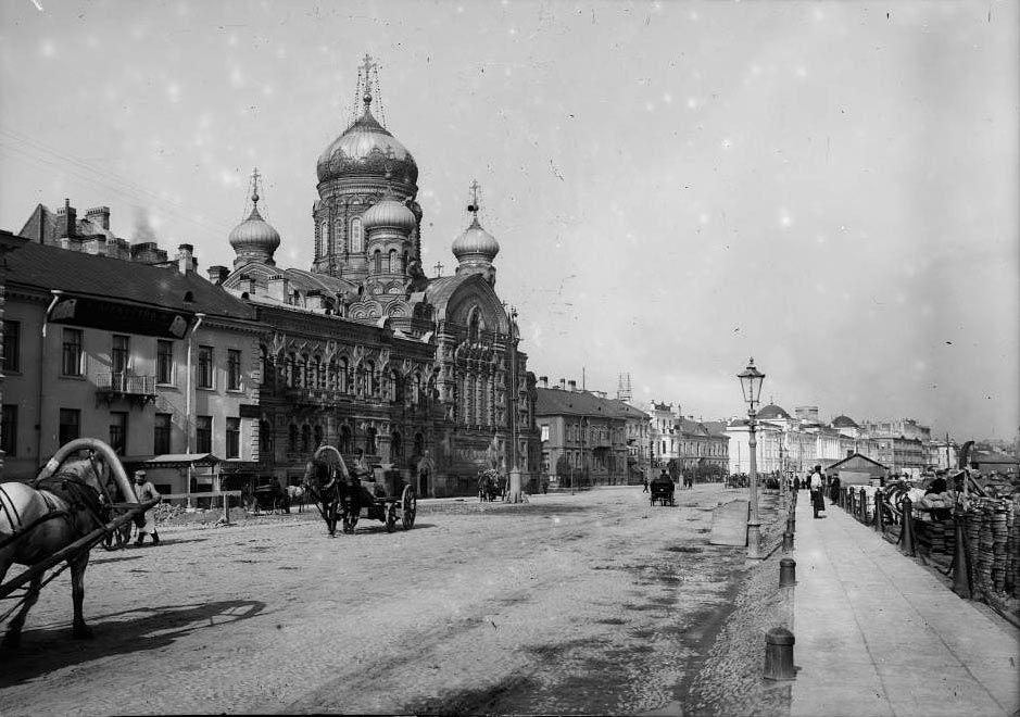 старые фото городов