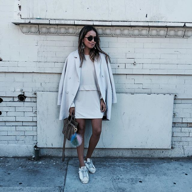 Jules looks effortless in our Savoy Dress! ❤️ / www.shopsincerelyjules.com