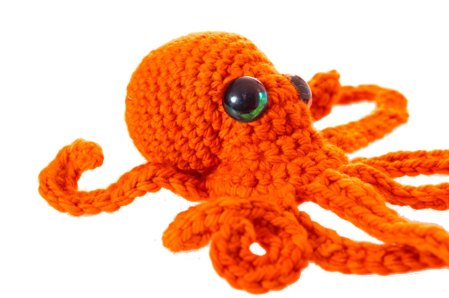 Easy Amigurumi Octopus : Tutorial on how to crochet an amigurumi jellyfish youtube