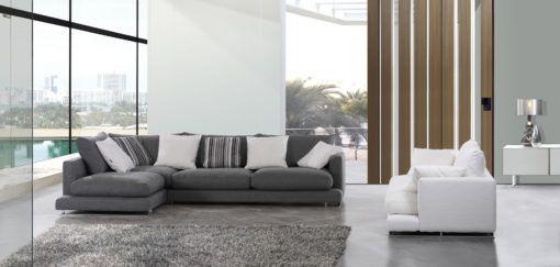 CHANEL sofa with chaise longue - DIVANI star www.divanistar.com ...
