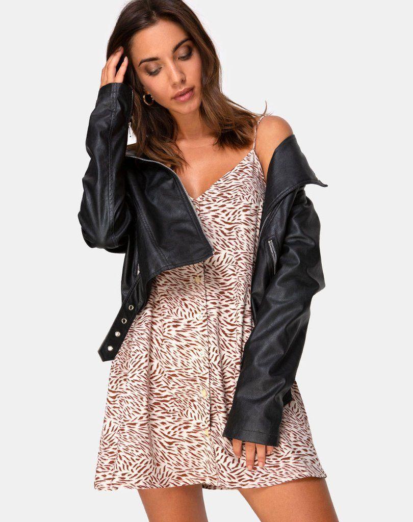 de91ee5714b7 Sanna Slip Dress in Safari Taupe by Motel in 2019 | Fashion ...