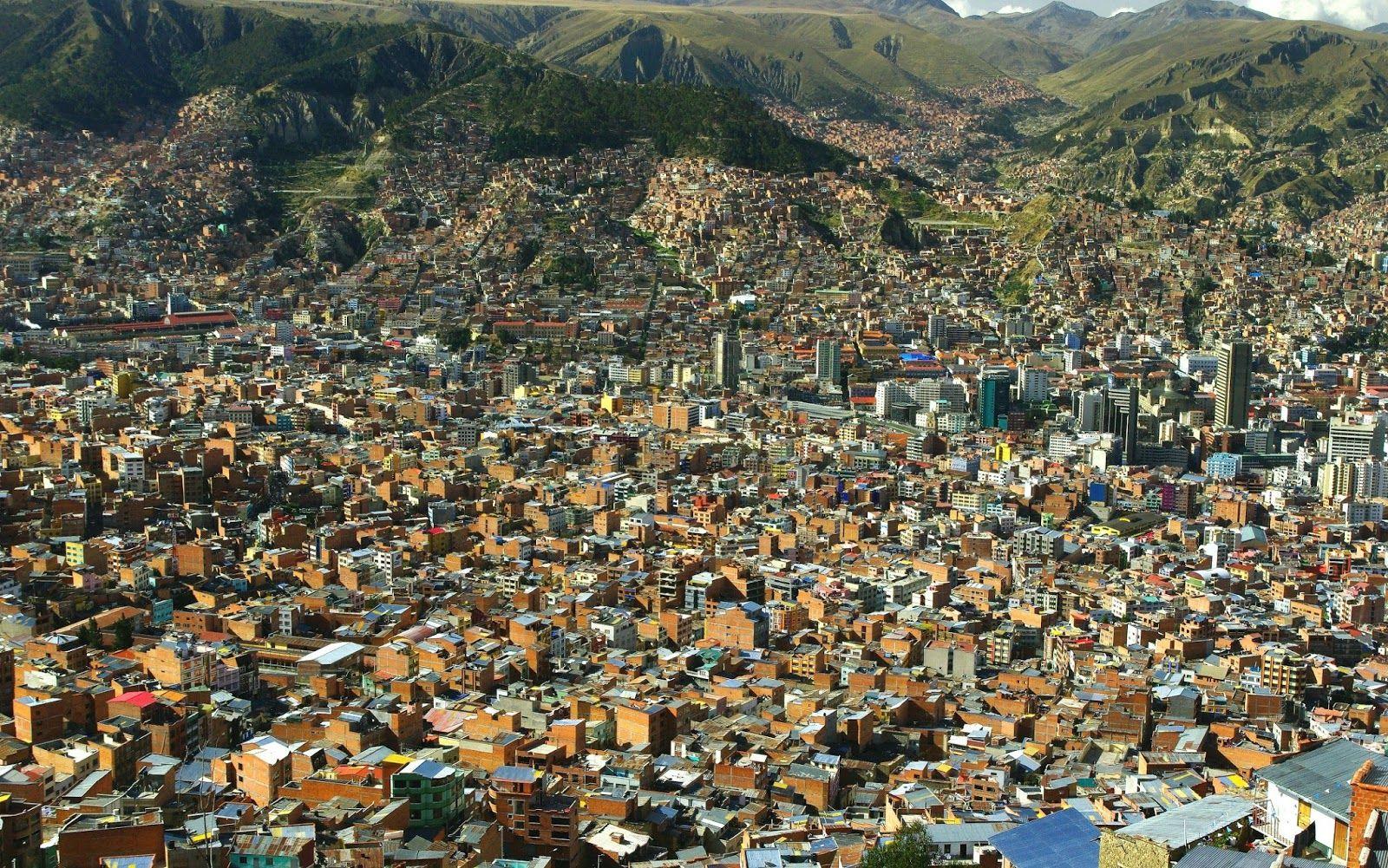 Voyage Bolivia South America Santa Cruz El Alto La Paz Cochabamba Sucre Travel Adventures Photo South America Bolivia City Photo