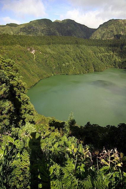 Lagoa de Santiago - Azores - Açores - São Miguel | ©Luis Miguens