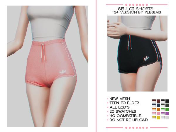 TS4 Seulgi Shorts