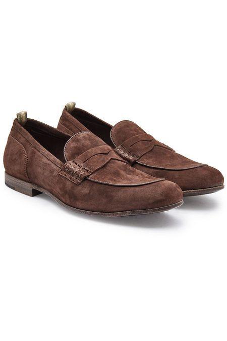 74d05567d4b OFFICINE CREATIVE Bilt Suede Loafers.  officinecreative  shoes ...
