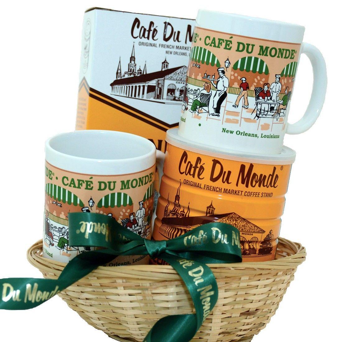Decatur St. Gift Basket Coffee stands, The originals