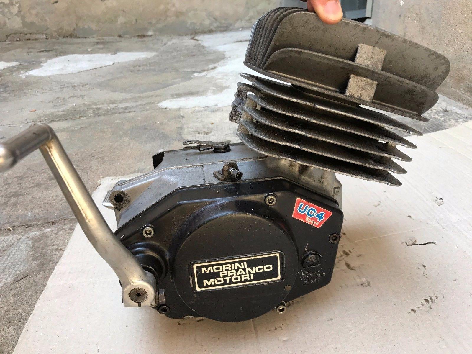 Blocco Motore Franco Morini FM4M UC4 in Auto & Motorrad: Teile ...