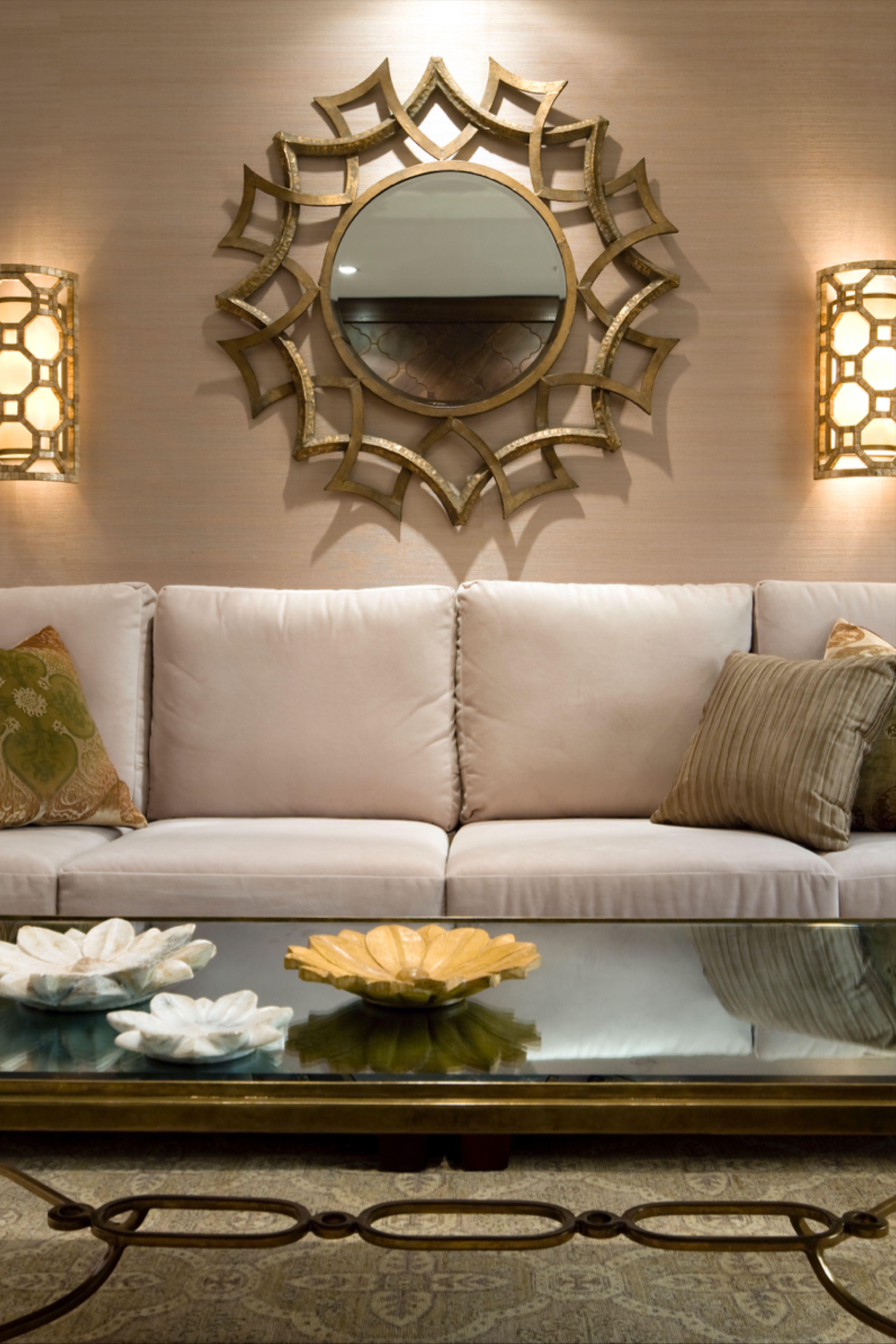 Candice Olson On Grasscloth Sofa Tables Sofa Table Modern Sofa Sectional