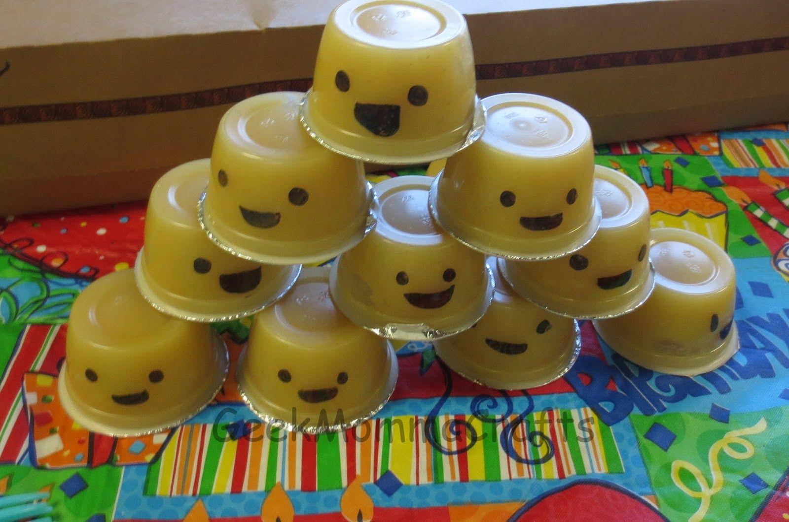 Geek Momma Crafts Octonauts Birthday Kelp Cake