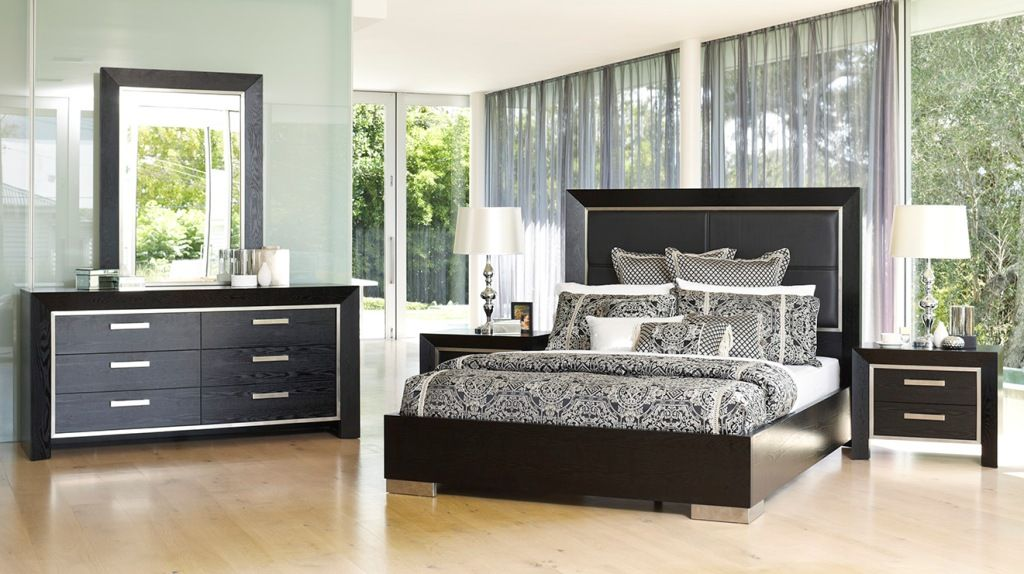 New york bedroom furniture by insato from harvey norman - Harvey norman living room furniture ...