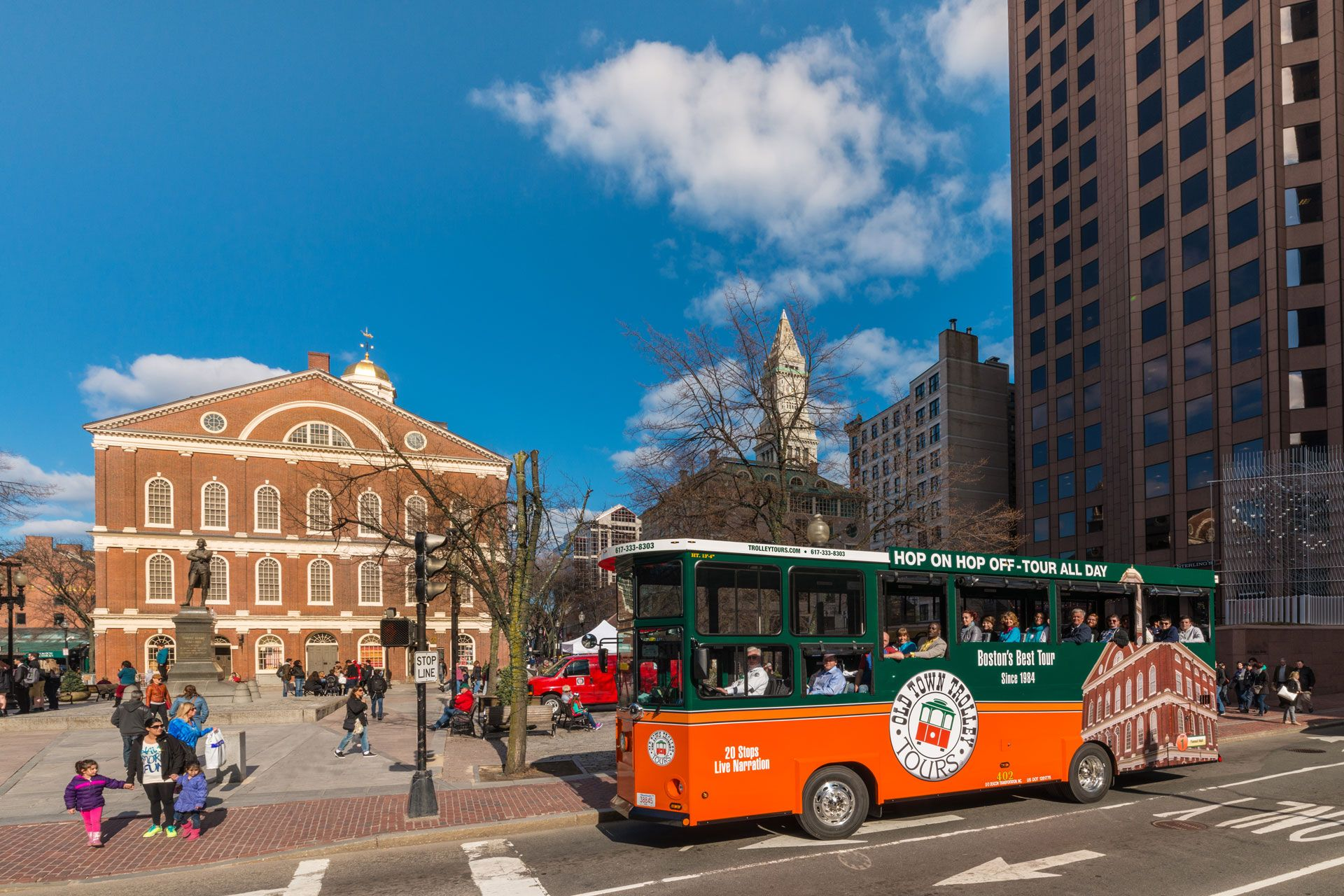 Old Town Trolley Boston And Freedom Trail Package In 2019 Boston