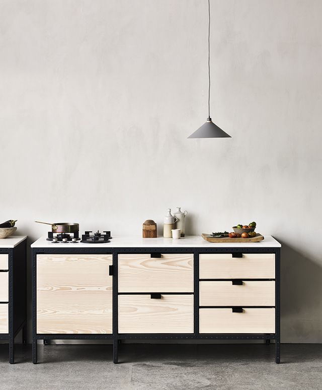 Frama Studio Kitchen (The Design Chaser) | Studio, Designs und Haus ...