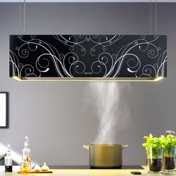 round kitchen hood - Google Search