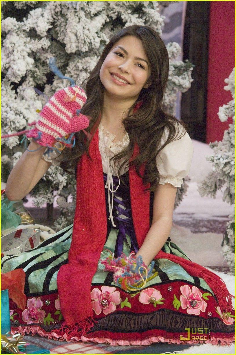 Big Time Christmas : christmas, Miranda, Cosgrove, Christmas, Photos, Sized, Photo, Cosgrove,, Icarly,