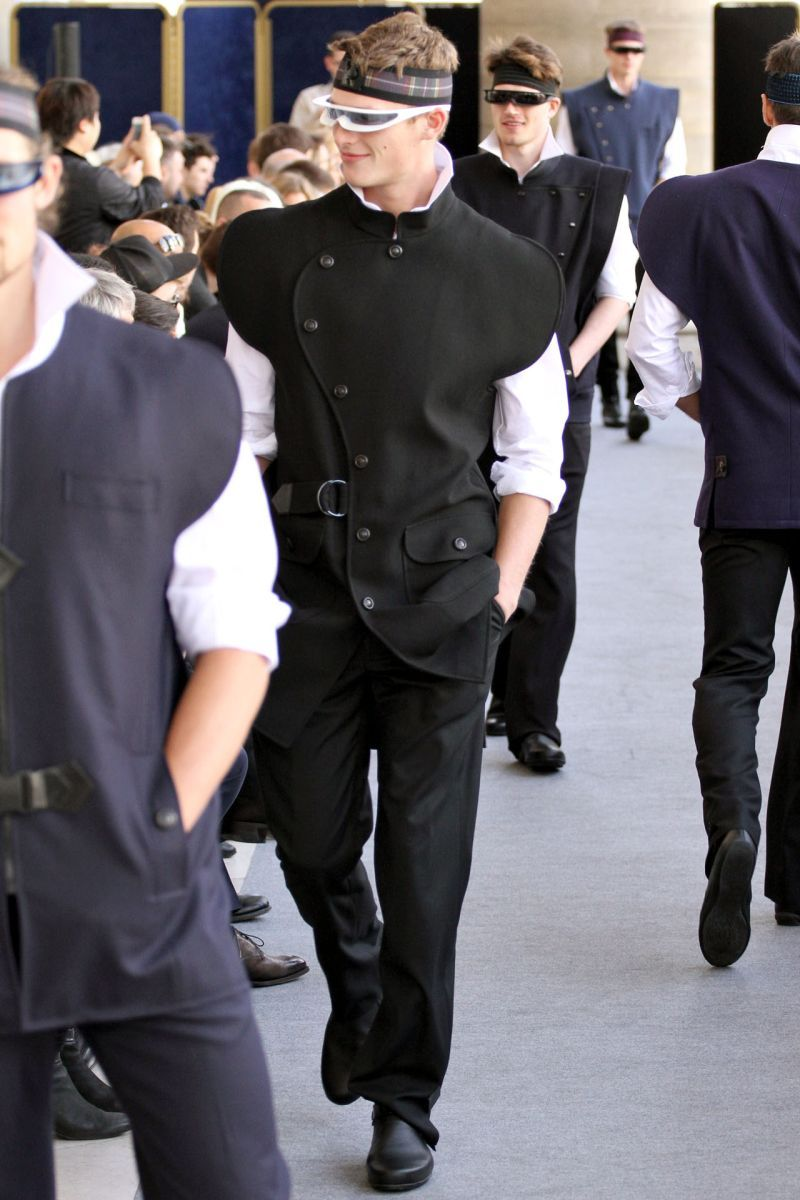 Pierre Cardin Menswear: SS13 Collection