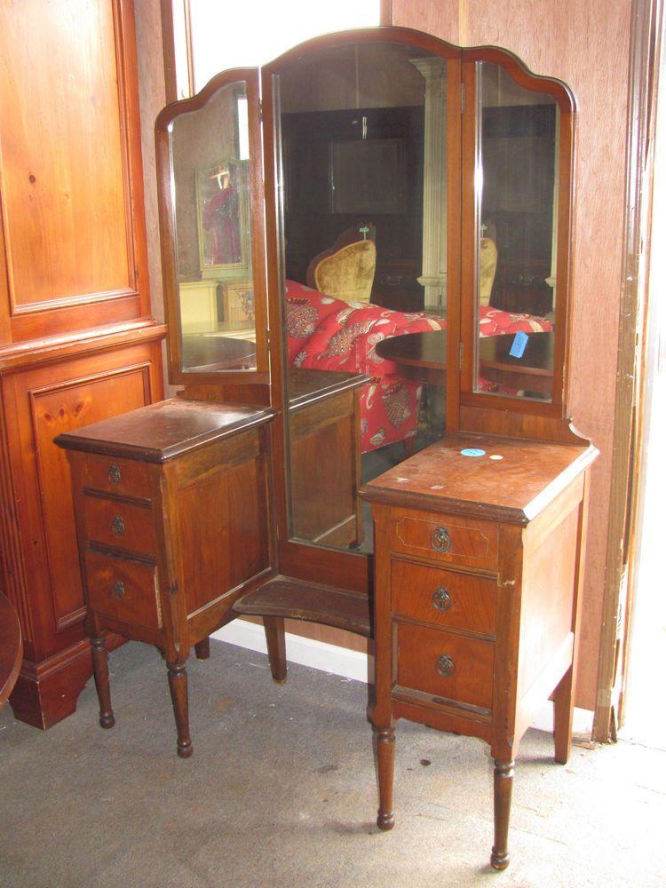 Vintage Desk Vanity