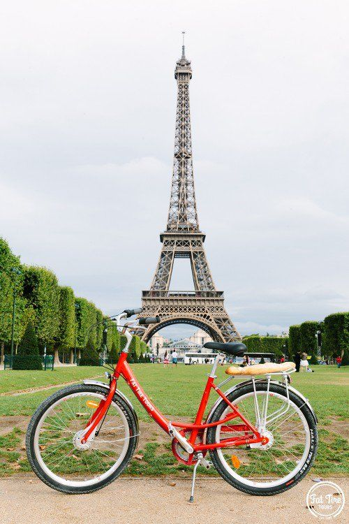 Free Trip to Paris Giveaway | Fat Tire Tours