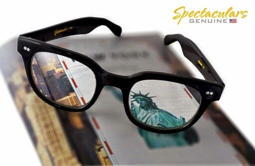 Iconic & Classic Made in the USA Eyewear