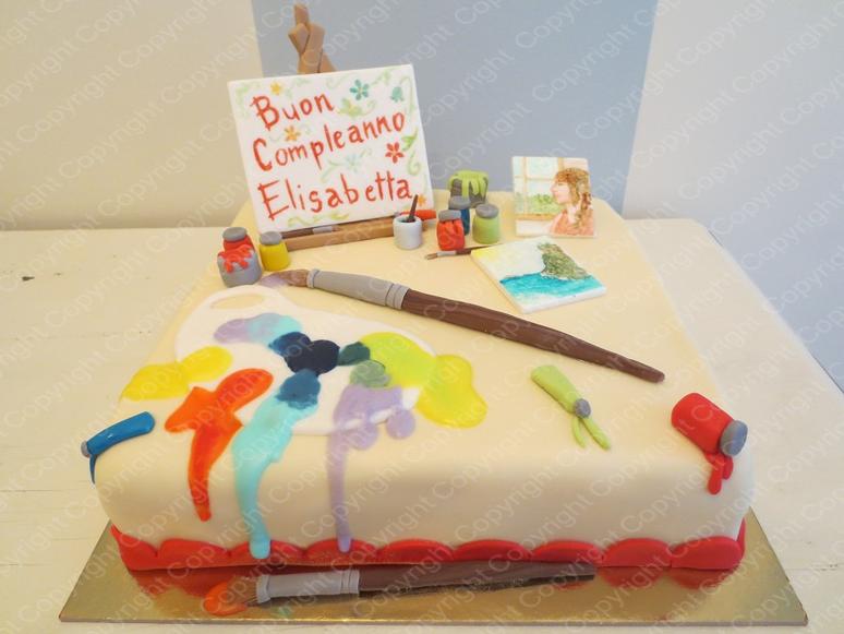 Torta Cake Design Milano : Torte compleanno adulti - Sweet Mama Milano - Cake Design ...