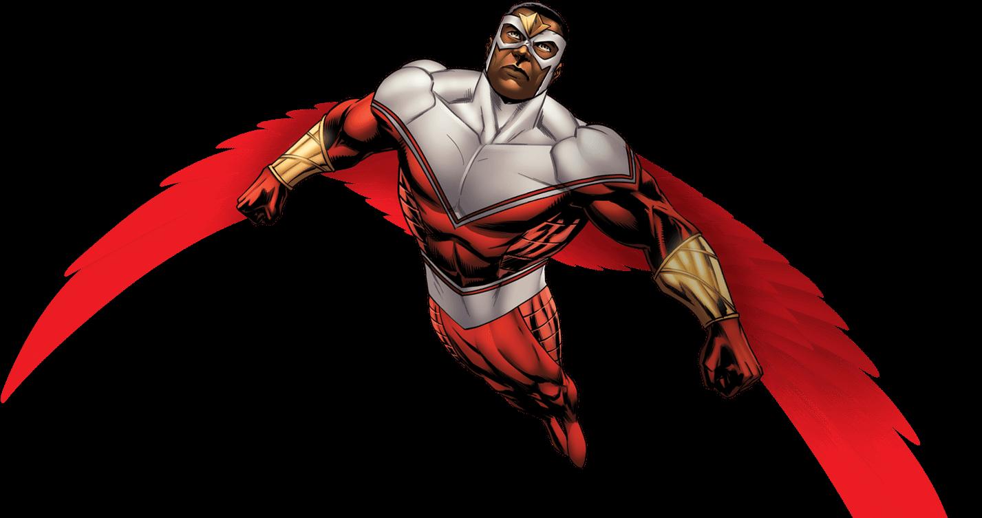 Sam Wilson Captain America Preview Falcon Marvel Marvel Heroes Avengers Vs Thanos