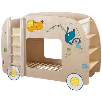 etagenbett busbett online bestellen jako o kind pinterest kinderzimmer kinder m bel und. Black Bedroom Furniture Sets. Home Design Ideas