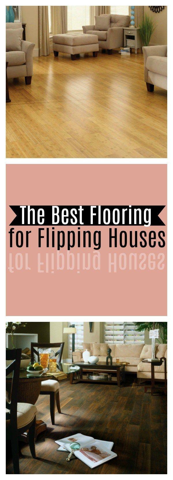 The Best Flooring for Flipping Houses Flooring Inc
