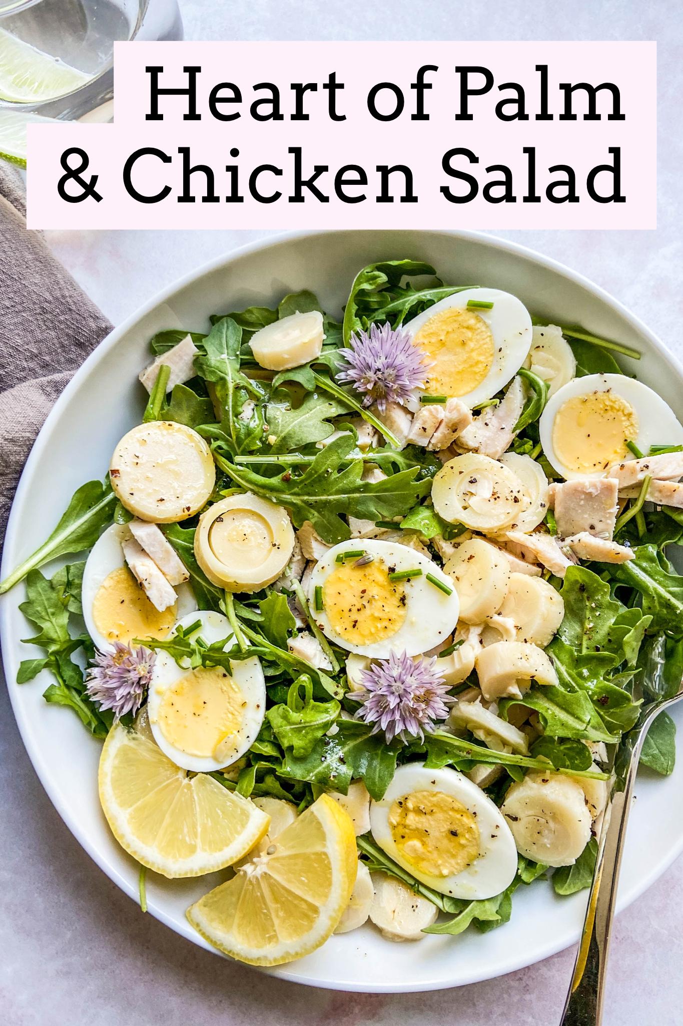 Health dinner salads