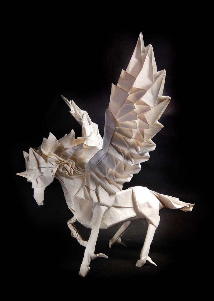 Pegasus B 30 Designed By Kamiya Satoshi By Icarus0407