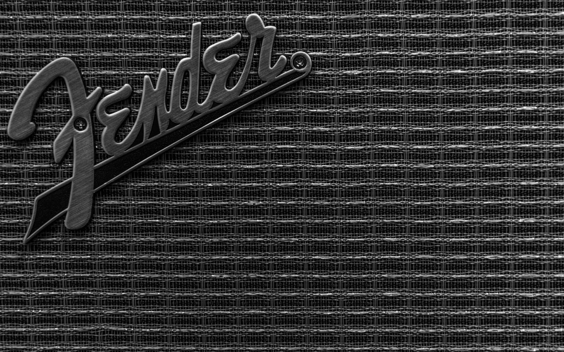 Fender Guitar Amp Close Up 1920x1200 Via Classy Bro Guitarras