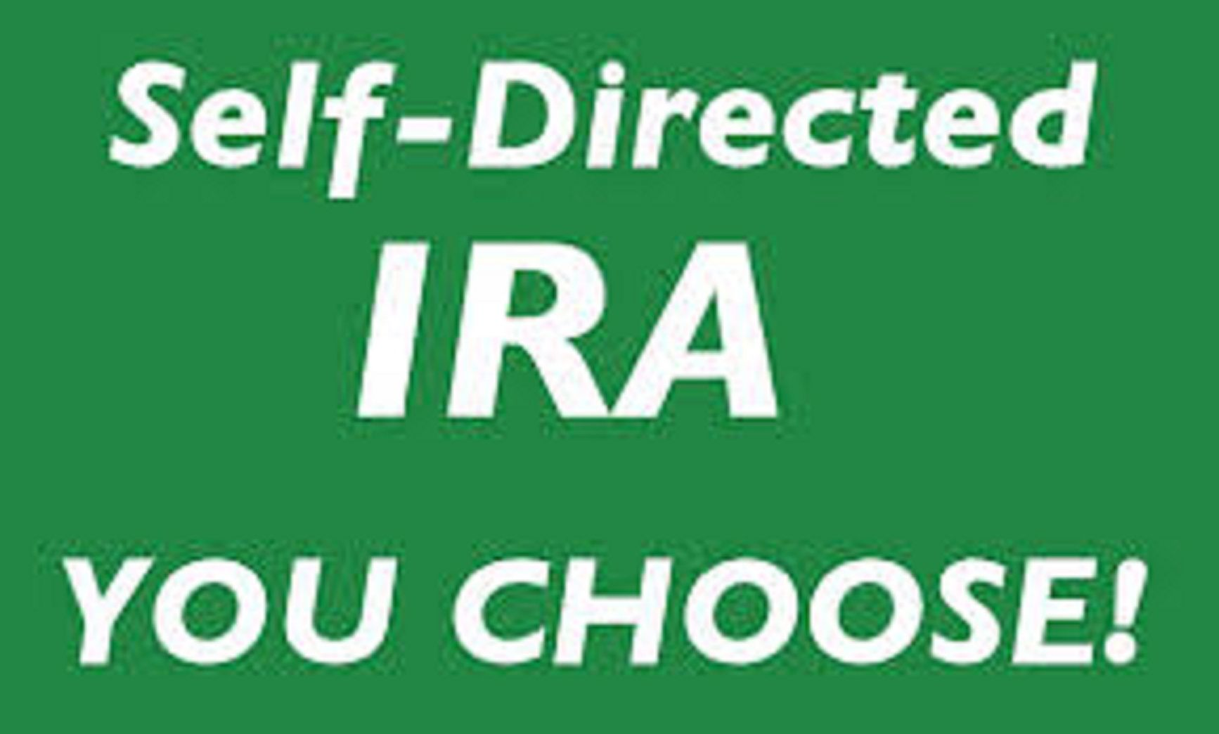 If you are looking for investment as per your individual retirement agreements then choose our best self directed IRA programs on behalf of the retirement plan. http://bit.ly/1lcngD0