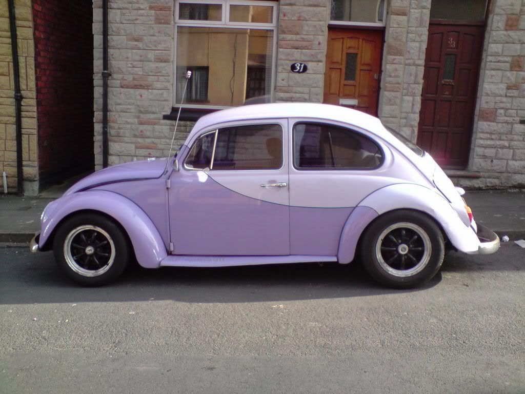 Color Lila Lilac Vw Bug Color Lilac Lila Pinterest