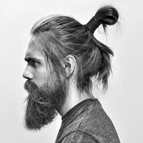50 Handsome Man Bun Hairstyles Men Hairstyles World Man Bun Hairstyles Haircuts For Men Modern Mens Haircuts