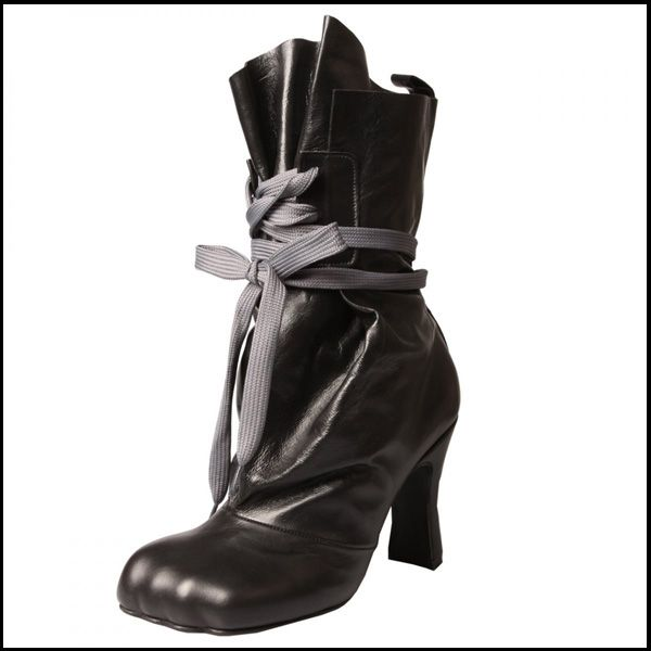 Vivienne Westwood Leather Boots XpbeGyBF