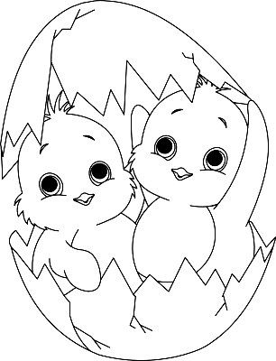 easter bunny face coloring page coloring cartoon Easter face Baby ...