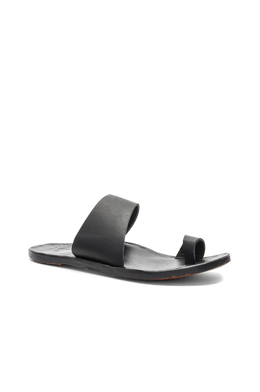 e52f8b17caf7a7 Beek Finch Sandal in Black