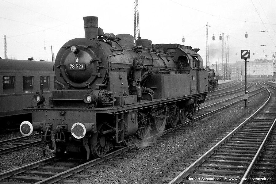 Die Bundesbahnzeit Essen Hbf 1956 1963 Bundesbahn