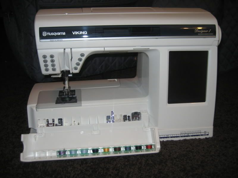 Husqvarna Viking Designer 40 USB EmbroiderySewing Machine For Sale Inspiration Husqvarna Sewing Machine Sale