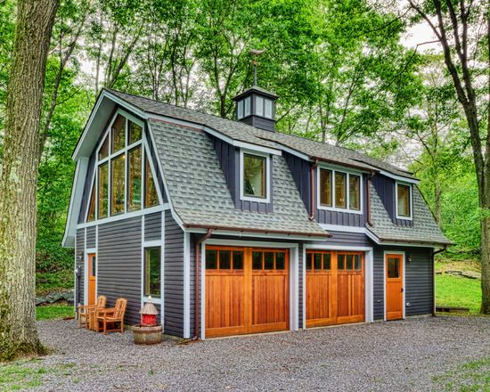 Find And Save Ideas About Gambrel Roof On Pinterest See More Ideas About Storage Building Homes Gambrel Barn Gambrel Roof Small Barn Plans Building A Shed