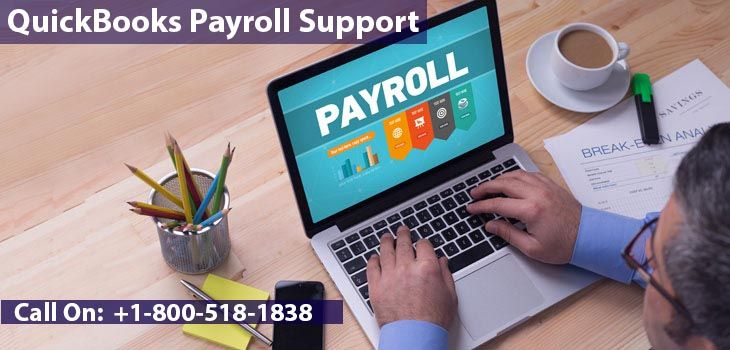 QuickBooks Payroll helps in salary, payroll, pay slips and tax - pay in slips